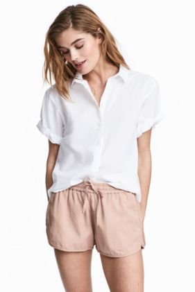 chemise H&m