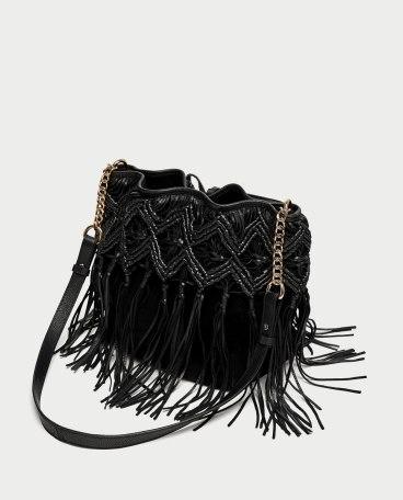 sac sceau/bourse Zara