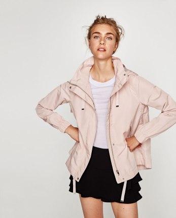 imperméable Zara