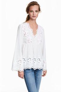 blouse H&m