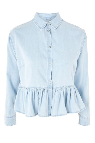 chemise Topshop