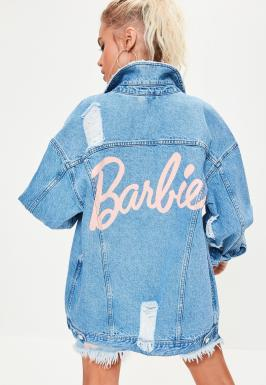 veste Missguided X Barbie