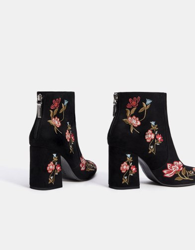 bottines Bershka