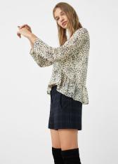 blouse Mango Outlet
