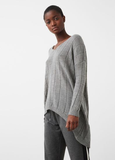 pull oversize Mango Outlet