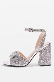 sandales glitters Topshop