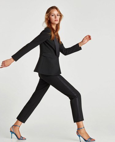 pantalon de smoking Zara