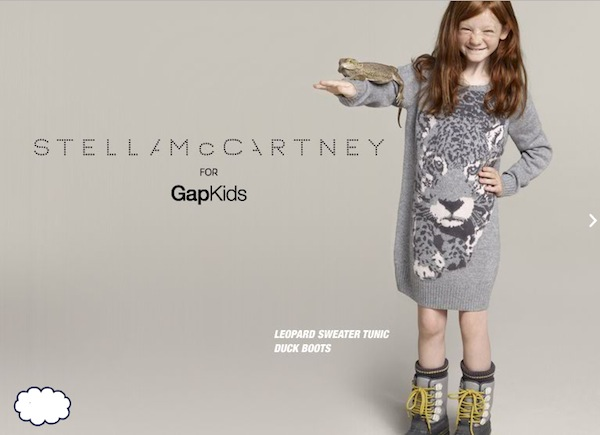 Stella McCartney Look Book 2009 | Gap-1