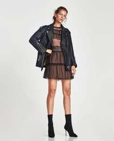 robe Zara 39,95€