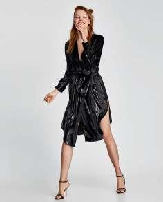 robe Zara 69,95€