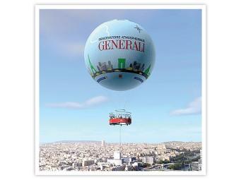 survoler Paris en ballon