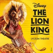 Spectacle Le roi Lion à Londres