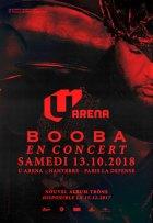 concert Booba