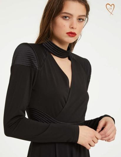robe Morgan X Caroline Receveur
