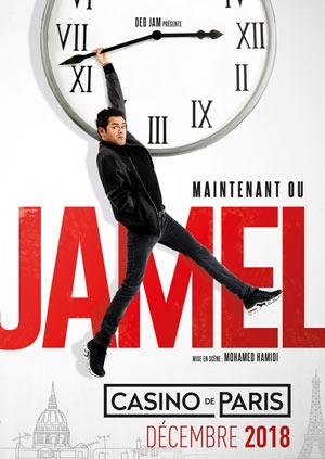 Spectacle Jamel Debbouze