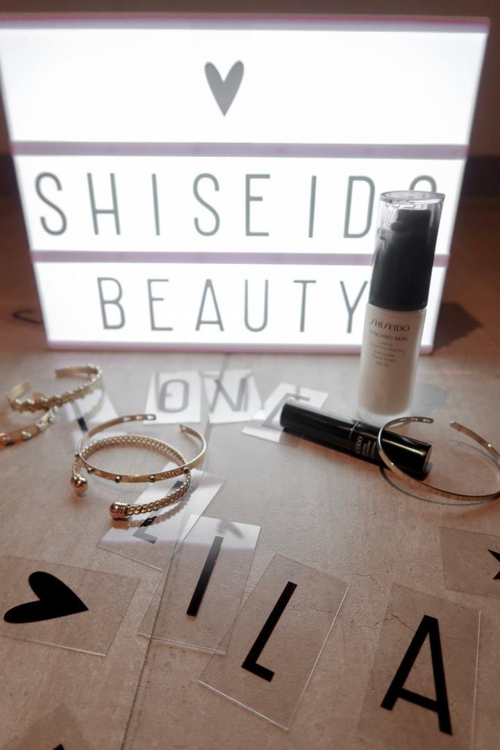 Shiseido, ma nouvelleroutine