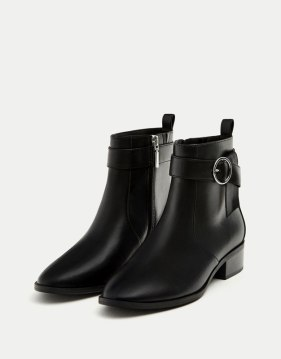 bottines Pull and Bear
