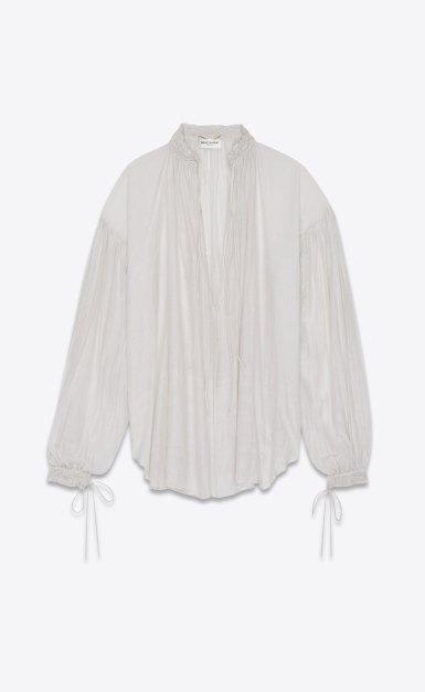 blouse YSL