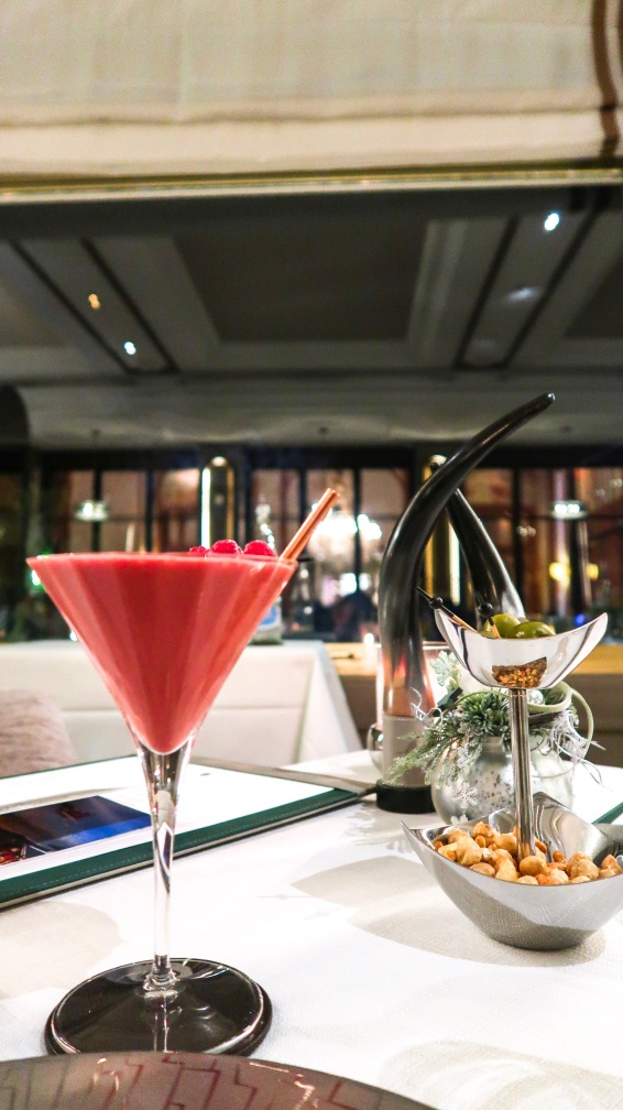 "cocktail ""le Framboisier"" MP's"