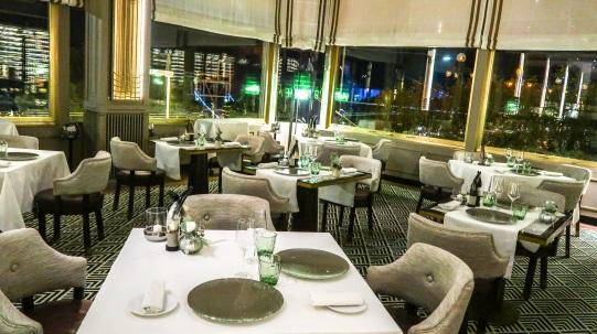 Salle de restaurant MP's