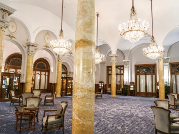 Grande salle Montreux Palace