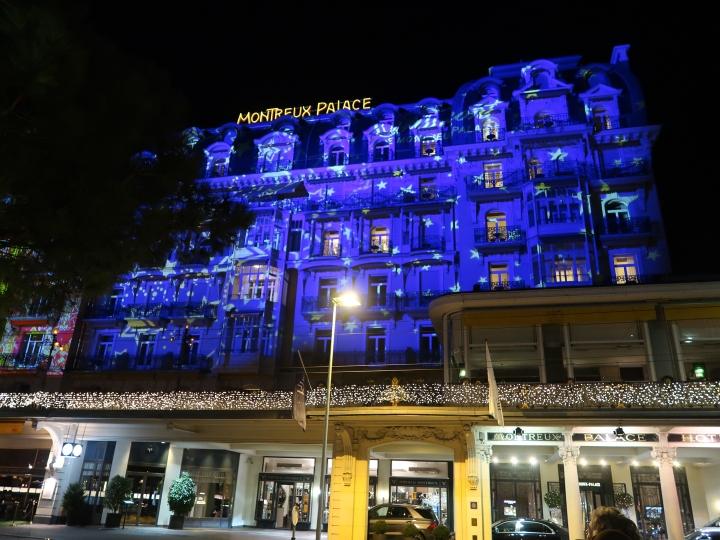 Et si on s'offrait un hiver au Fairmont le MontreuxPalace